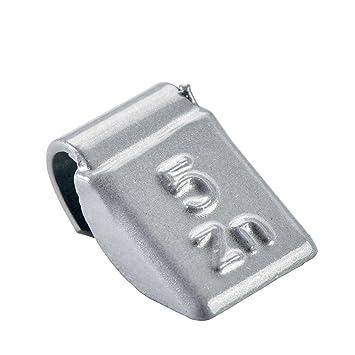 100x Contrapesas para llantas de acero modelo 84 5g | Pesos Tira equilibrado pesos de ruedas | Contrapesos equilibrado: Amazon.es: Coche y moto