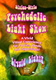 Sixties Style Psychedelic Light Show
