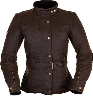 acc9de697 Oxford Bradwell Ladies Motorcycle Jacket: Amazon.co.uk: Sports ...