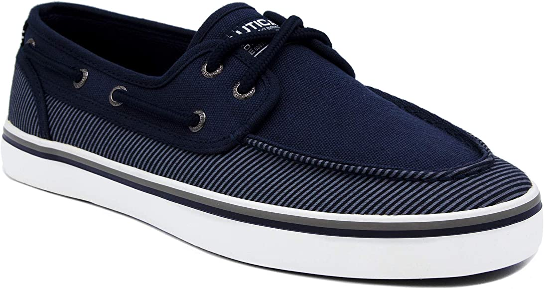 Nautica Men's Spinnaker Lace-Up Boat