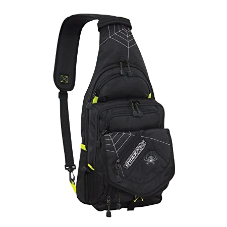SpiderWire Sling Fishing Backpack, 15-Liter