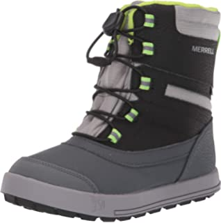 Merrell ML-Snow Bank 2 Wp Kids Shoes Wellies Waterproof Boots Shoes
