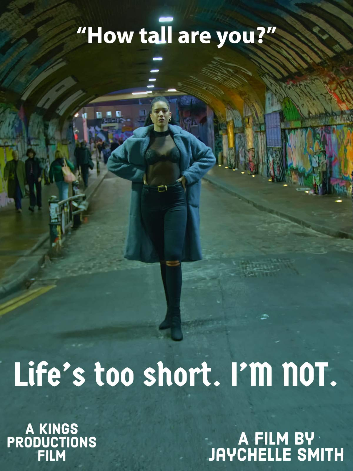 Life's too short. I'M NOT. on Amazon Prime Video UK