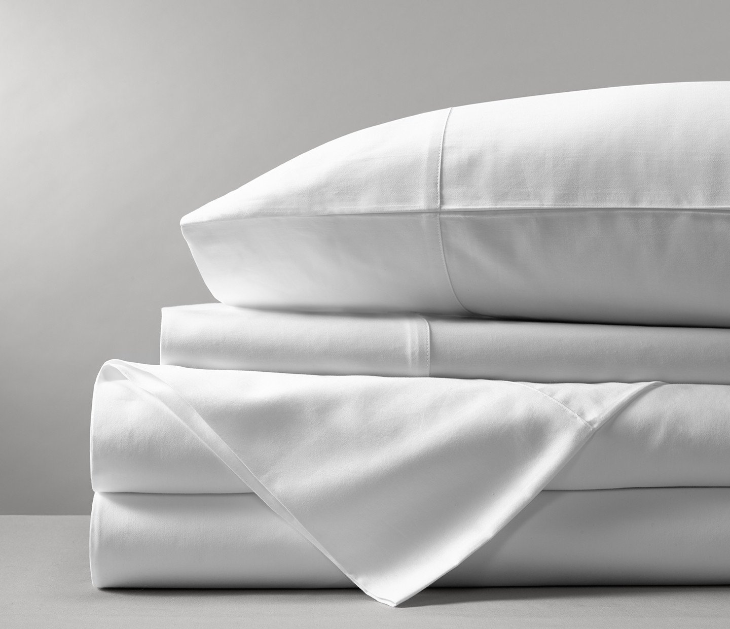 Bamboo Sheets by Bamboo Tranquility - Supreme Quality 4 Piece Bamboo Bed Sheets Set (King, White)