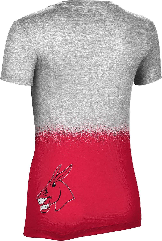ProSphere University of Central Missouri Girls Performance T-Shirt Spray Over