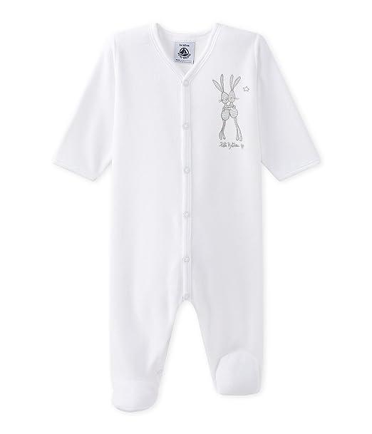 Petit Bateau Pelele para Dormir Unisex bebé: Amazon.es: Ropa y accesorios