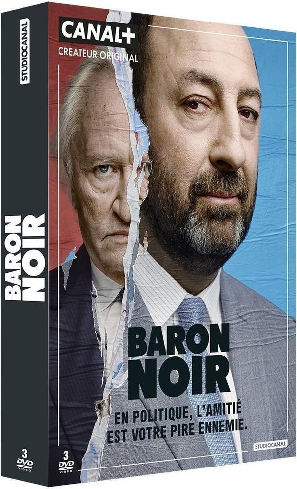 Baron noir (1) : Baron Noir : Saison 1. Episodes 1 à 3