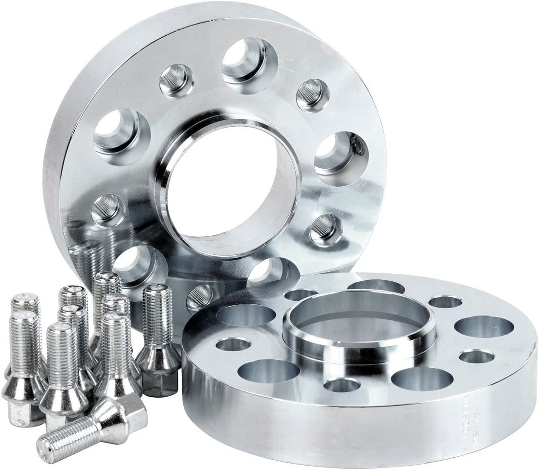 Hofmann Spurverbreiterung Stahl 30mm Pro Scheibe 60mm Pro Achse Incl Teilegutachten Auto