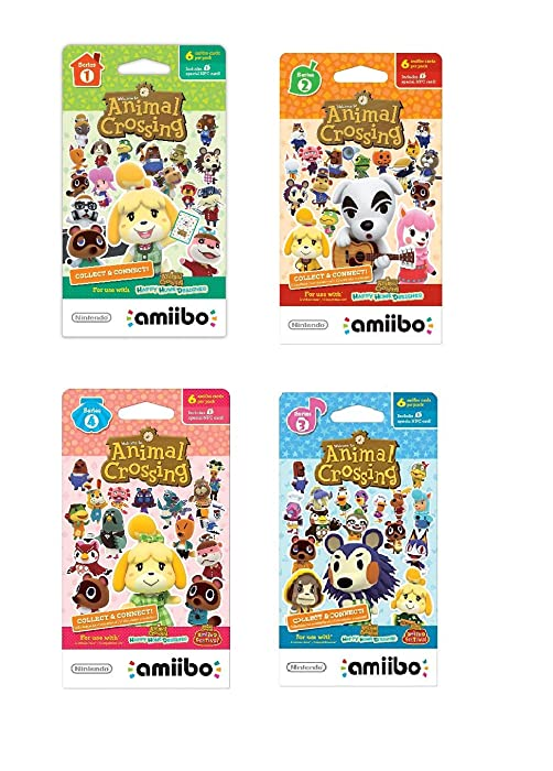 Top 9 Animal Crossing Welcome Home Amiibo Cards