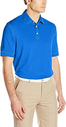 Callaway Men's Short Sleeve Opti-Dri Industrial Stitch Polo