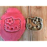 Kekstempel/ Ausstechform für Kekse hellokitty kopf ca.6 cm