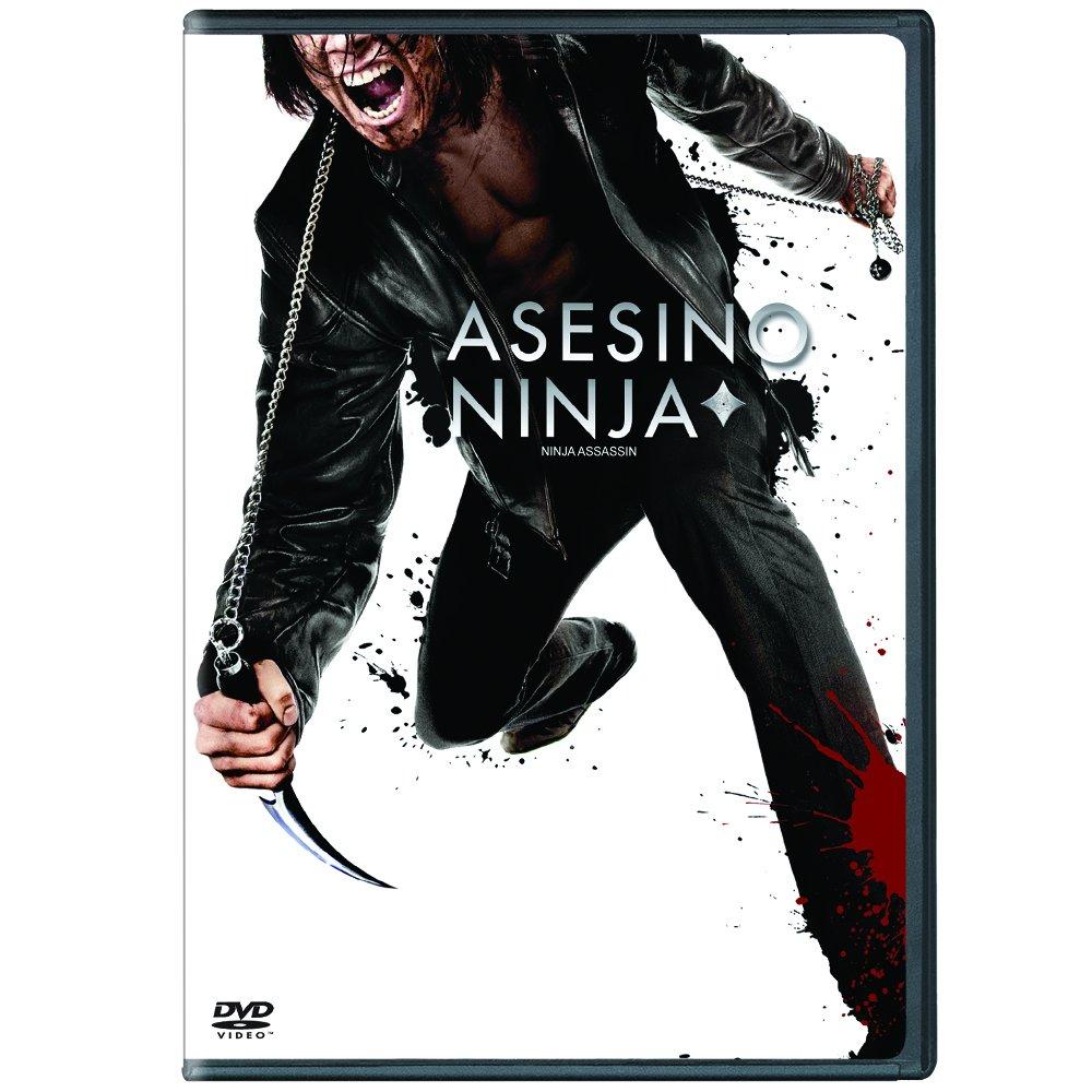 Amazon.com: ASESINO NINJA / DVD: Movies & TV