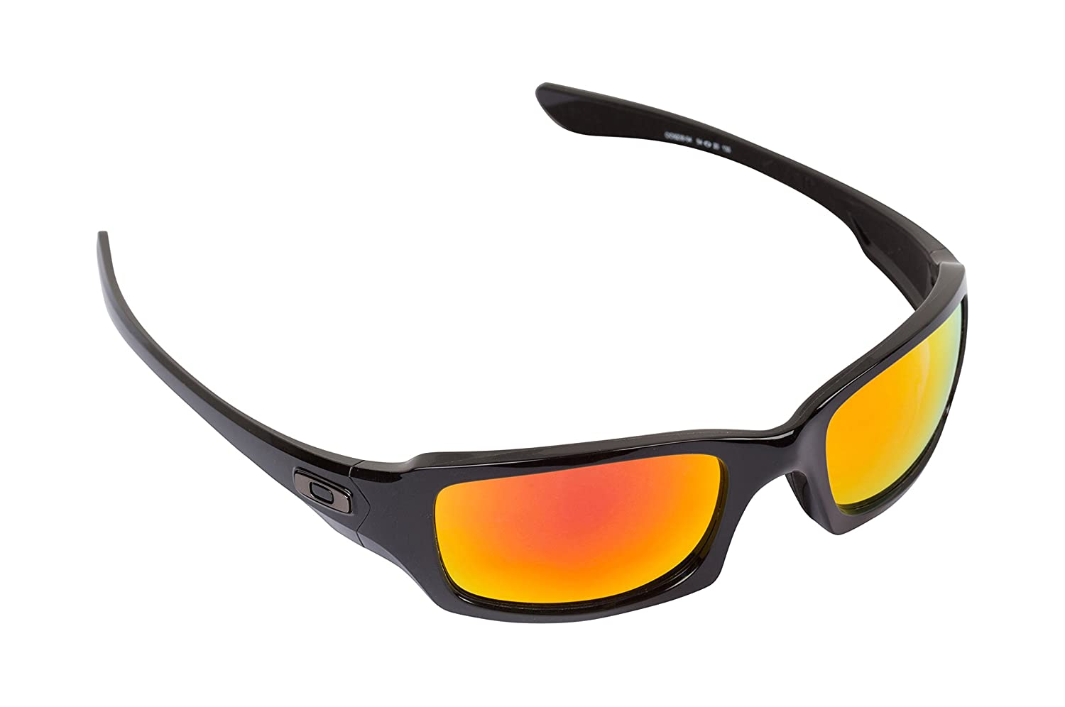 Fives Squared Replacement Lenses Hi Yellow   Ruby Red by SEEK fits OAKLEY  at Amazon Men s Clothing store  9c6c6ad3ec1e