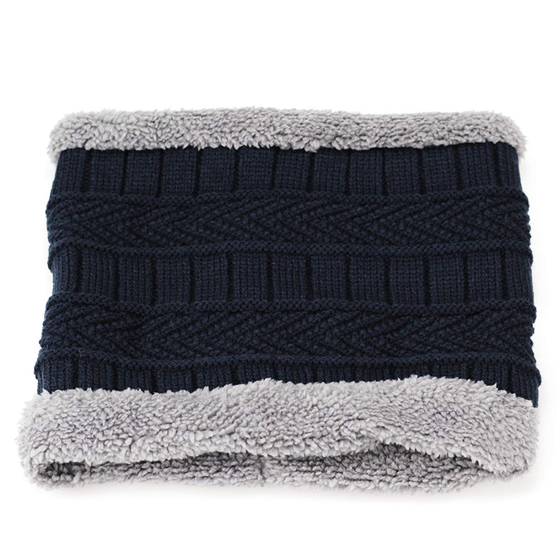 CHENTAI Men Beanies Knit Hat Winter Cap Knitted Cap Boys Thicken Hedging Cap Balaclava Skullies Fashion Warm