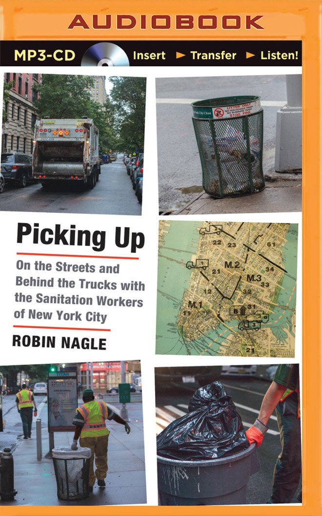 Picking Up: On the Streets and Behind the Trucks with the Sanitation Workers of New York City PDF