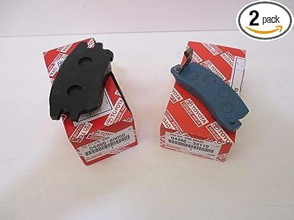 Front Brake Pad Set Bendix Z431YF for Lexus RX300 2002 2003