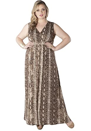 Sealed With A Kiss Designs Plus Size Brazil Maxi Dress Size 6x