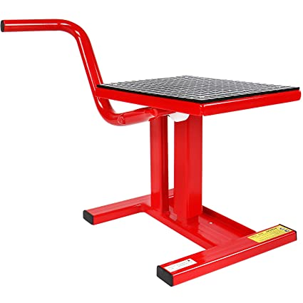 Magnificent Lift Stand Motorcycle 130 Kg Garage Workshop Scissor Workbench Dailytribune Chair Design For Home Dailytribuneorg
