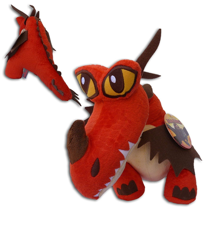 Garfio Pesadilla Monstruosa 30cmPeluche Como Entrenar a Tu Dragon 2: Amazon.es: Juguetes y juegos