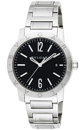 c7377b44d7bb [ブルガリ]BVLGARI 腕時計 ブルガリブルガリ ブラック文字盤 自動巻 BB41BSSD メンズ 【並行