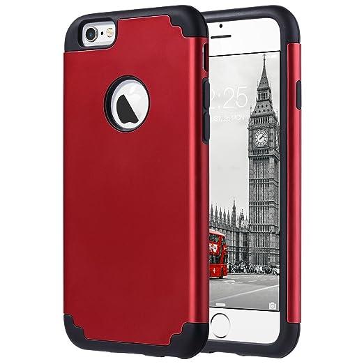 66 opinioni per Cover iPhone 6S, ULAK Cover per iPhone 6 / 6s Custodia Stampato Design PC+