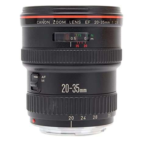 Review Canon EF 20-35mm f/2.8