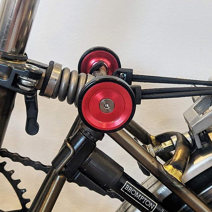 Details about  /Litepro Lightweight Wheels Easywheel Titanium Bolts Fit Brompton Folding Bike