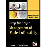 Step By Step Management Of Male Infertility With Dvd-Rom