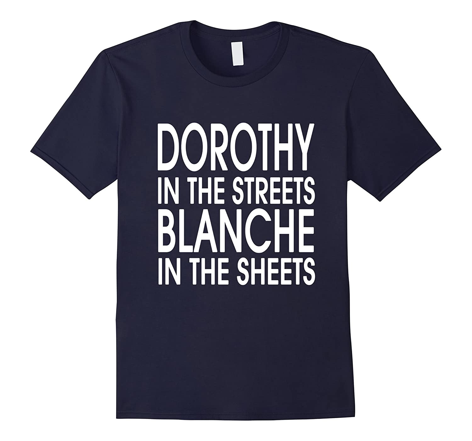 DOROTHY In The STREETS BLANCHE In The Sheets - White Font-CD