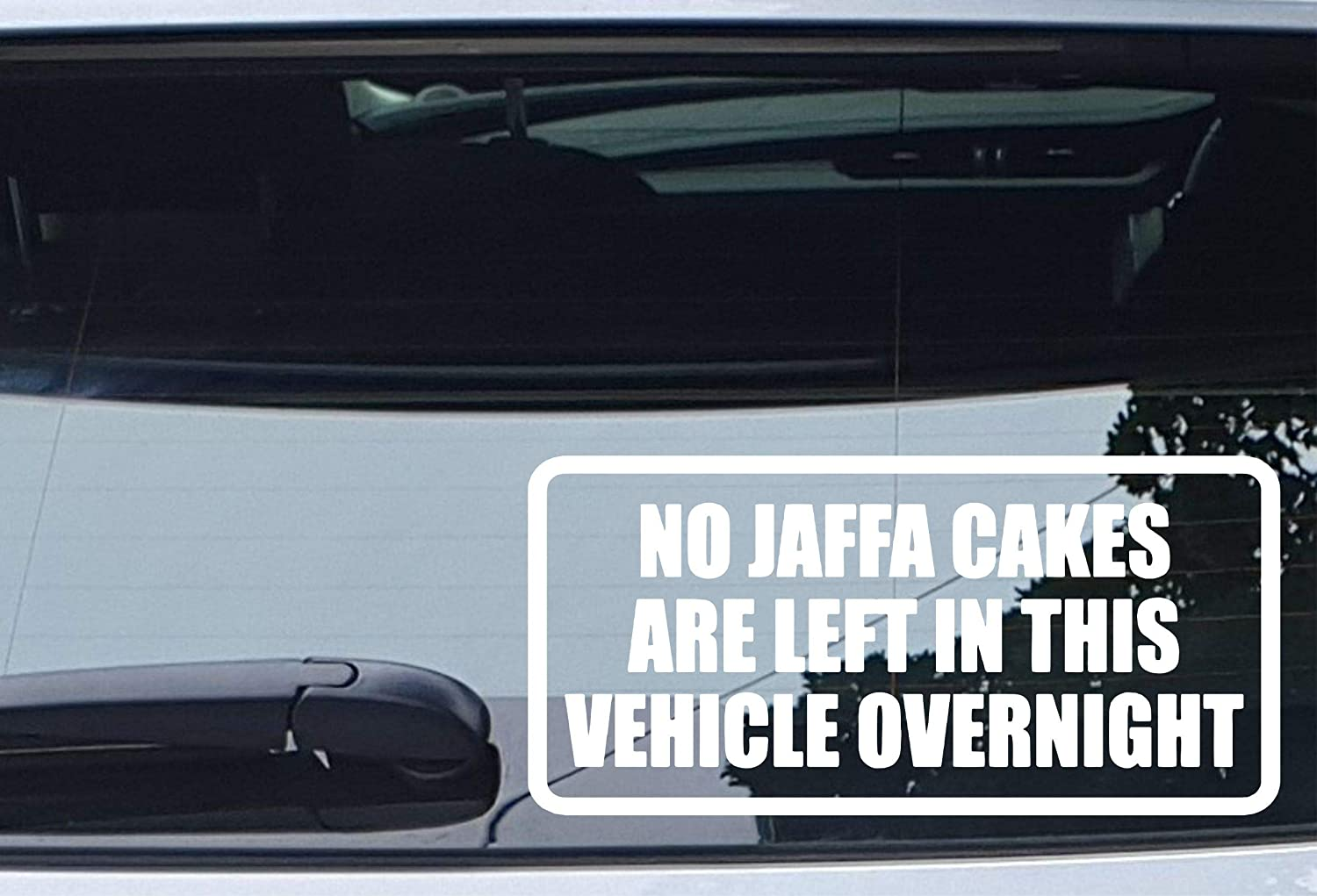 NO TOOLS LEFT IN VEHICLE OVERNIGHT DECAL STICKER CAR VAN BLACK OR ANY COLOUR