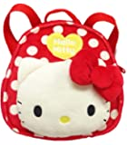 Sanrio Kids Luc Hello Kitty red