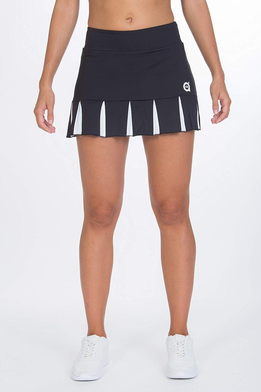 a40grados Sport & Style, Falda Feliz, Mujer, Tenis y Padel (Paddle ...