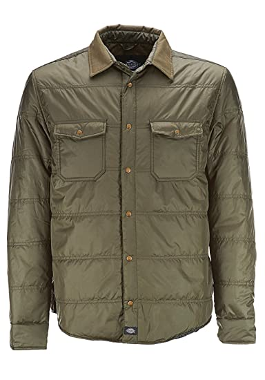 01399ad562454 Image Unavailable. Image not available for. Color  Dickies Harlan Jacket  Dark Olive