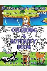 Primrose's Curse COLORING & ACTIVITY BOOK (COLOR EDITION) Paperback