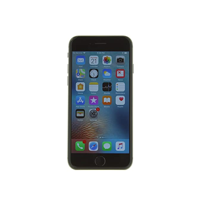 Apple I Phone 8 64 Gb Space Gray Gsm Unlocked (Certified Refurbished) by Apple
