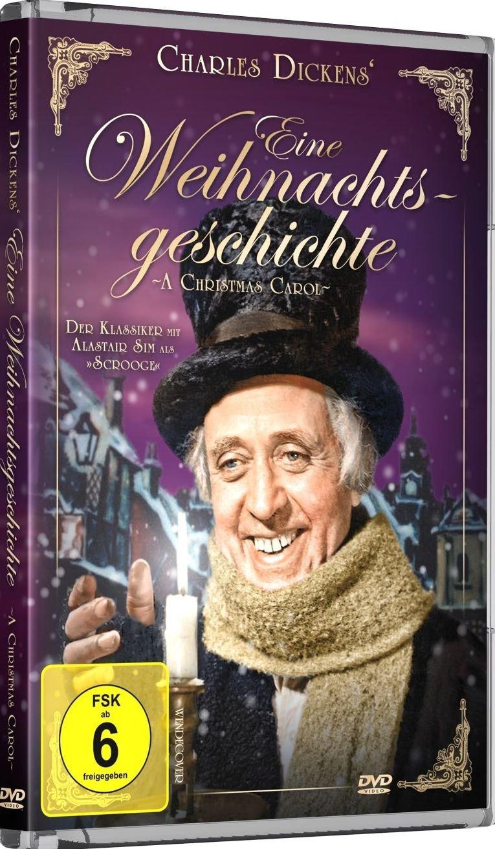 Eine Weihnachtsgeschichte: Amazon.de: Alastair Sim, Mervyn Johns ...