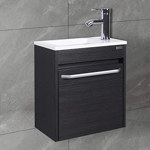 Wonline 16 Bathroom Vanity Sink Combo