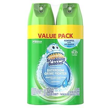 Scrubbing Bubbles Cleaner for Soap Scum