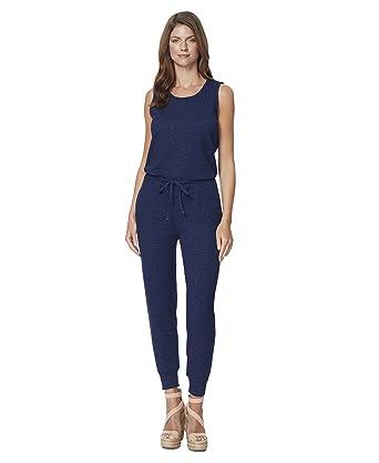 50e88d0b4eb9 Amazon.com  32 DEGREES Cool Ladies  Soft Knit Jumpsuit Jumper  Clothing