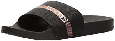 Women's Pool Sporty KC Branding Slide Sandal