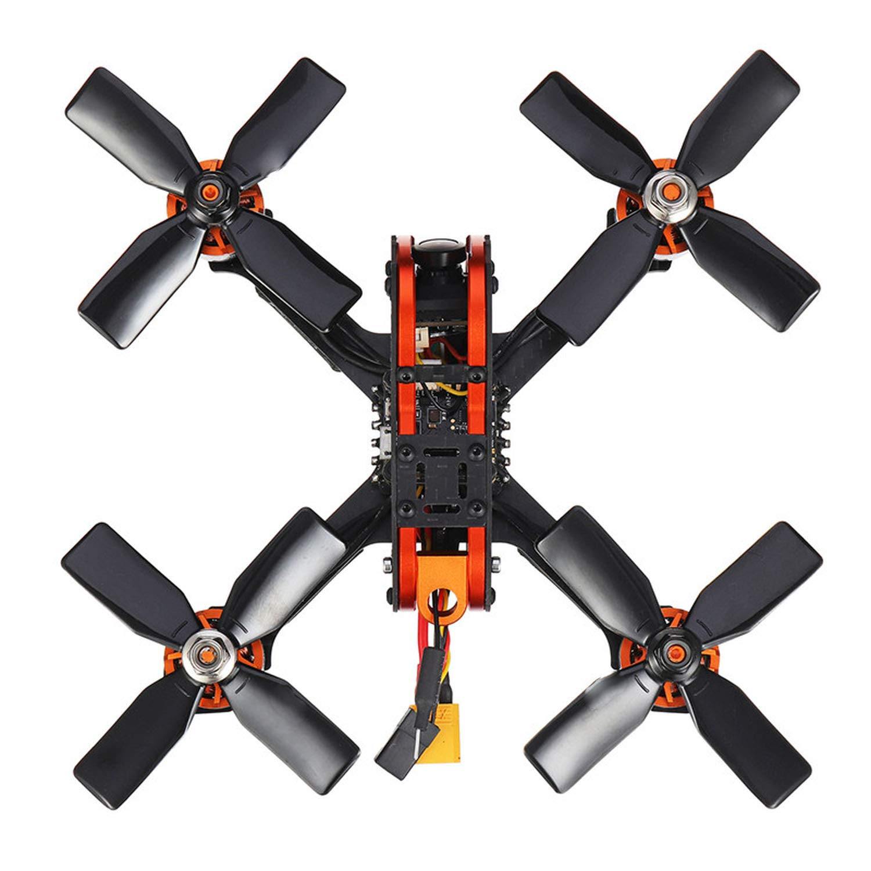 Slogan not Tyro79 140mm 3 Inch Version FPV Racing Drone F4 OSD 20A BLHeli/_S 40CH 200mW 700TVL,Color