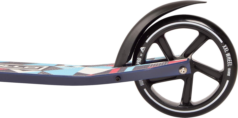 Apollo Scooter - Hurricane City Scooter, 230 mm Giant XXL Wheel con suspensión, City Roller Plegable y Ajustable en Altura, Kick Scooter para Adultos y niños: Amazon.es: Deportes y aire libre