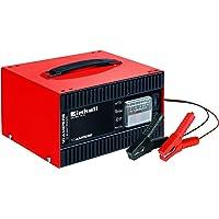 Einhell CC-BC 10 E Acculader, 12 V, voor accu's van 5-200 Ah, laadelektronica, plaatstalen behuizing, incl. laadkabel…