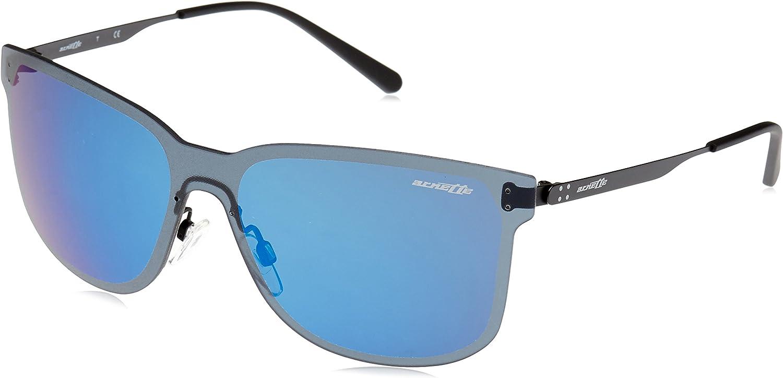 ARNETTE Hundo-P2 Gafas de sol, Matte Black, 0 para Hombre
