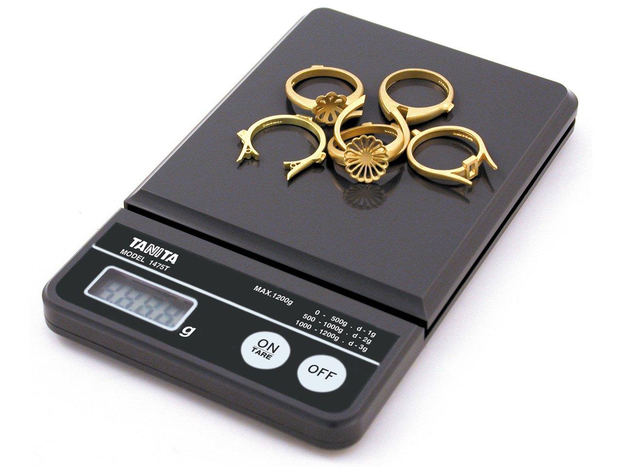Tanita 1475T Digital Pocket Scale