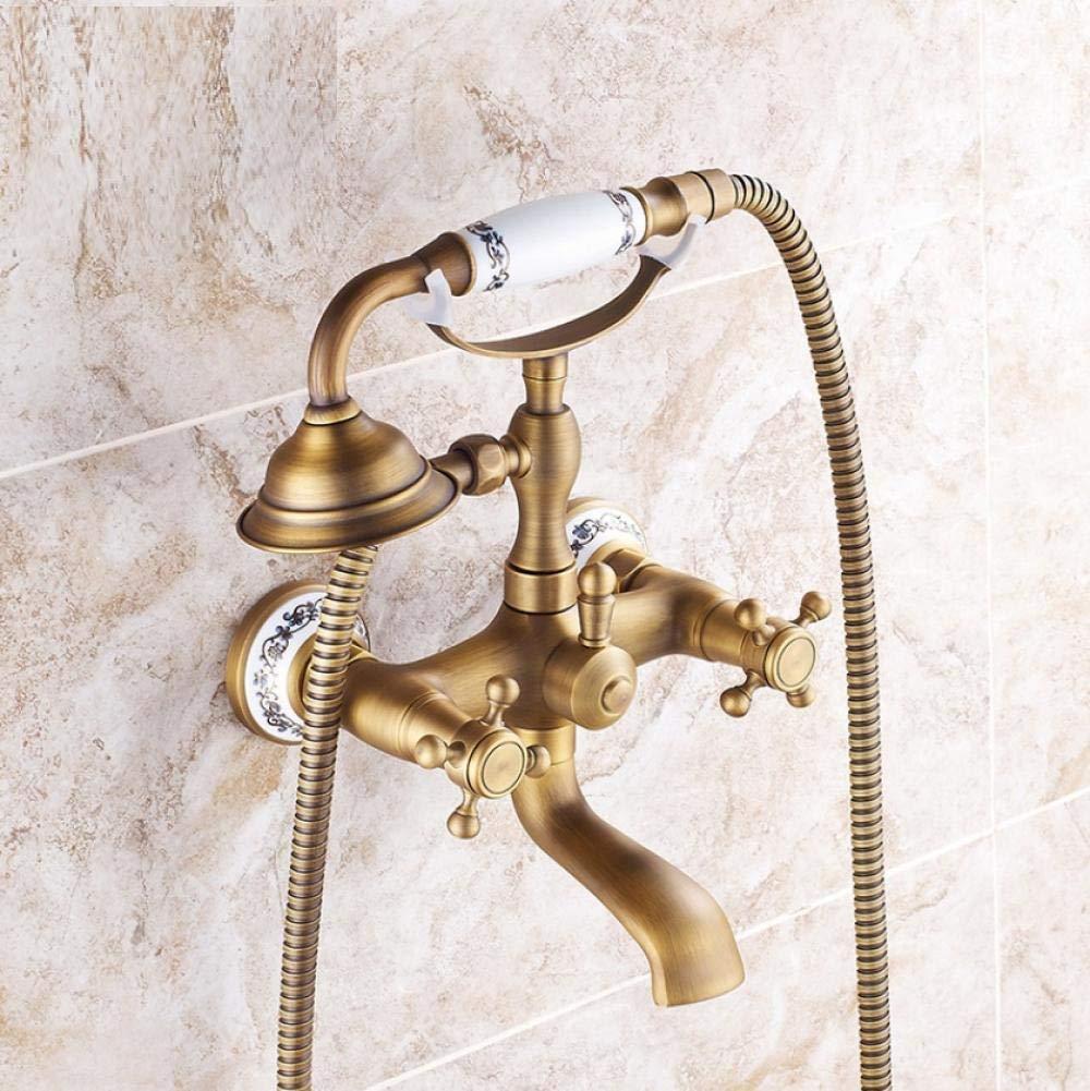 miscelatore doccia a muro in ottone in bagno telefono Rubinetti vasca da bagno con doccetta rubinetto torneiras