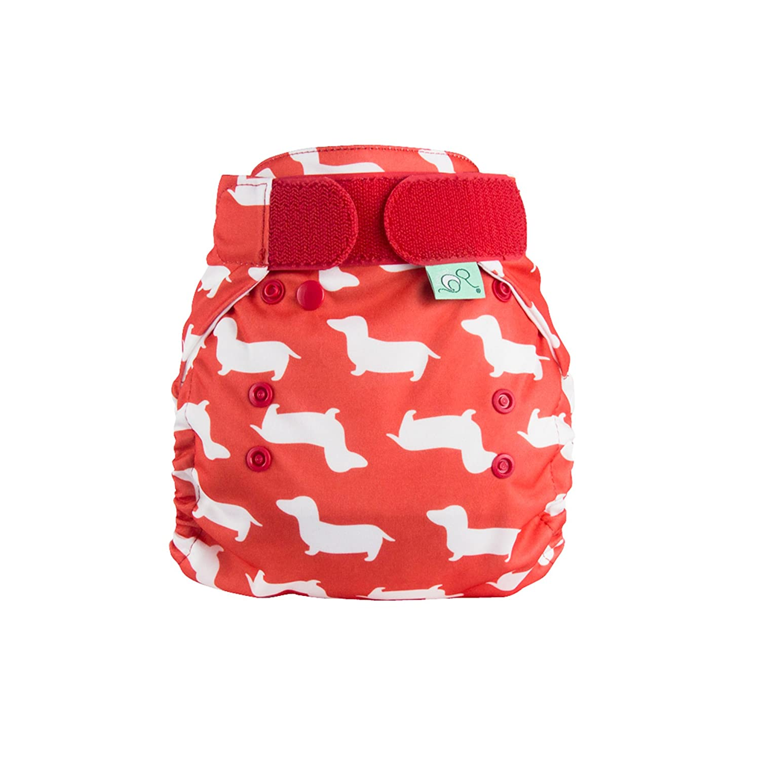 TotsBots PeeNut Scamp Reusable Washable Waterproof Wrap Size 2, 9 to 35lbs, for use with Bamboozle Nappies Tots Bots Limited 5060510761964