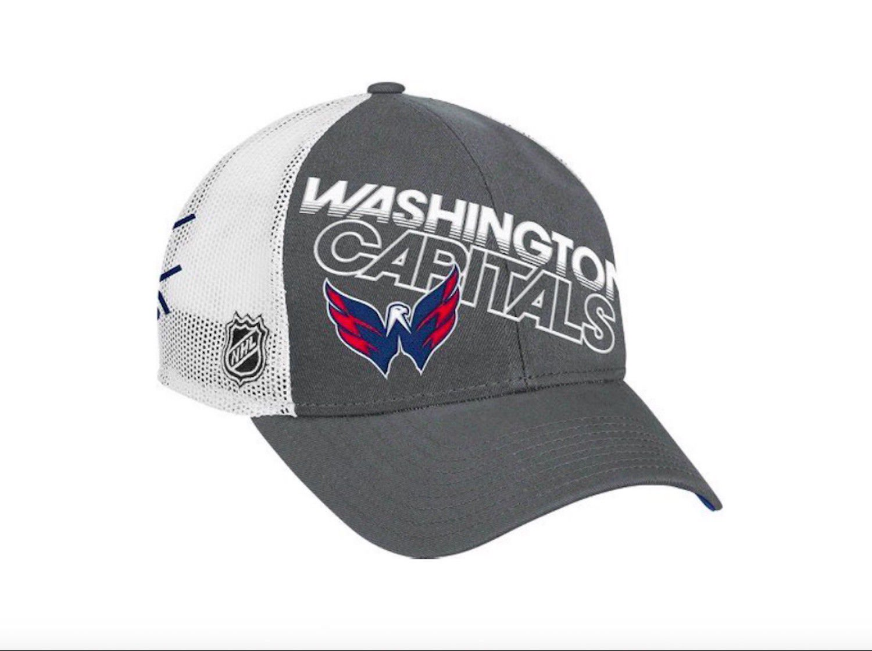 8723e7ac5bb72 Amazon.com   Washington Capitals TNT Trucker Flex Fit Mesh Back Hat    Sports Fan Baseball Caps   Sports   Outdoors