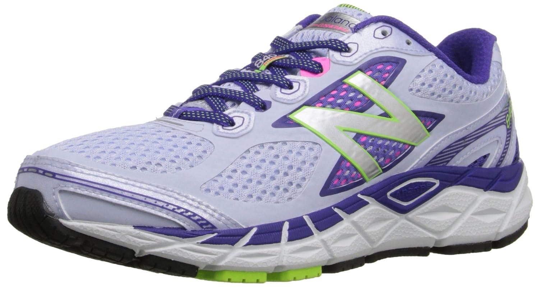 New Balance Women's W840V3 Running Shoe B00V3QV3D8 5 B(M) US Light Grey/Purple