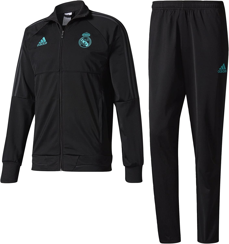 adidas Real PES Suit Chándal, Hombre: Amazon.es: Ropa y accesorios